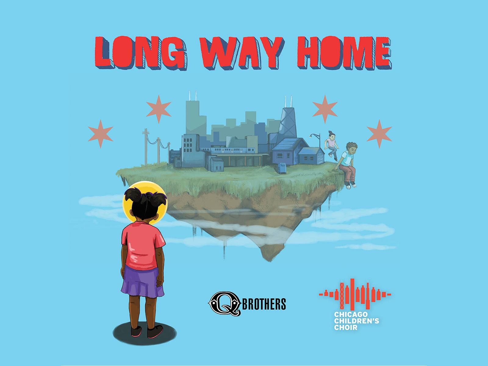 Long Way Home Art